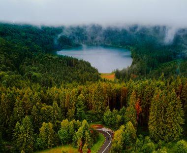 Szent Anna tó legendája